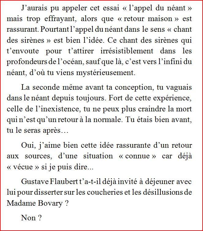 retour maison, page 1